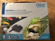 Oase AquaMax Eco Classic 11500 Filter & Pond Pump New