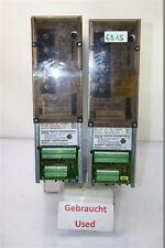 Indramat AC Controlador Servo TDM 1.2-050-300-w1 tdm12050300w1