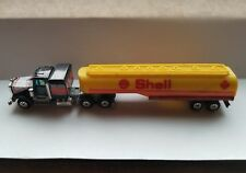 Yatming  Kenworth Semi Truck Tractor Trailer & SHELL Oil Tanker Very Nice!!
