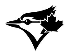 Decal Vinyl Truck Car Sticker - MLB Baseball Toronto Blue Jays