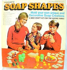 Vintage Evercoat's Soap Shapes Craft Kit