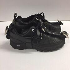 RARE CATWALK Matthew Miller harness bondage straps goth alyx chunky sneakers