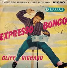 CLIFF RICHARD and the SHADOWS<>EXPRESSO BONGO<>1960<>4 TRACK EP<>45 rpm<>MONO ~