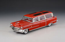 "Cadillac Broadmoor Skyview Wagon ""Red"" 1956 (GLM 1:43/ 218001)"