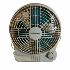 """Rare Vintage Duracraft 3 Speed 10"""" Table Fan, Tested and Works, Free Shipping"""