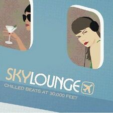 SKYLOUNGE Chilled Beats From 30,000 Feet - VARIOUS ARTISTS CD