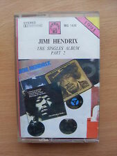 MC / Cassette    -   Jimi Hendrix - The Singles Album Part 2