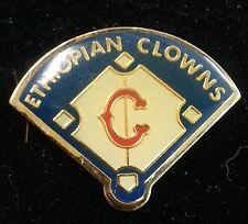Negro League 1925 Ethiopian CLOWNS Logo Lapel PIN