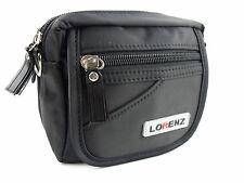 UNISEX BLACK NYLON SMALL BAG BELT STRAP SHOULDER CROSSOVER BODY HOLIDAY TRAVEL