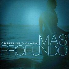 Más Profundo - Christine D'Clario (CD)