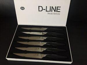Amc D-Line Steakmesser 6 Stück