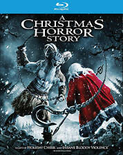 A Christmas Horror Story (Blu-ray Disc, 2015) WILLIAM SHATNER