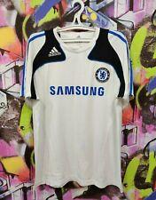 Chelsea London Football Shirt Soccer Jersey Training Top Adidas 2008 Mens Xl