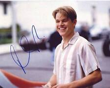 Matt Damon signed autographed The Talented Mr. Ripley photo