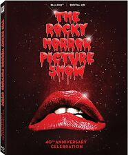 THE ROCKY HORROR PICTURE SHOW BLU-RAY - 40TH ANNIVERSARY EDITION - NEW UNOPENED