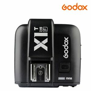 Godox X1T-F TTL 2.4G X System Camera Flash Transmitter Trigger For Fujifilm