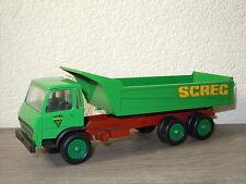1976 Berliet GRH 230 6X4 Tipper SCREG van LBS France 1:43 *6381