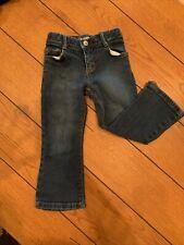 Old Navy 2T Girl Flare Denim Jeans