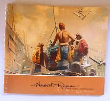 Paintings and Drawings by Herbert Ryman / SIGNED / 1ST ED / DISNEY