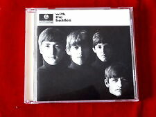 BEATLES~WITH THE BEATLES~ LIKE NEW~ MADE IN GERMANY~ MONO~ PARLOPHONE ~POP~CD