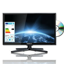 "Megasat Royal Line 19 DVD da campeggio 18,5"" LED TV SAT dvb-t2 12v 230v TV"