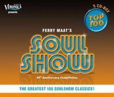 Soulshow Top 100 Greatest 100 Soulsho 8717438196503 CD P H