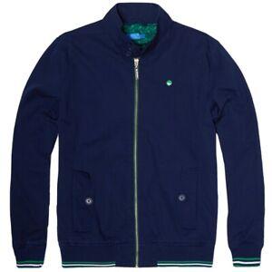 Mens Adidas Stan Smith Woven Jacket Medium Blue