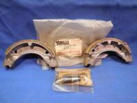 Yamaha 22F-W2534-00 Brake Shoe Set 74-79 DT100 NOS  PP1065