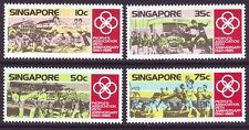 Singapore 1985 SC 465-468 MNH Set People Association