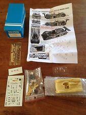 Provence Moulage kit 1/43 K1569 Cadillac LMP Northstar 1/2 21&22° Le Mans 2000