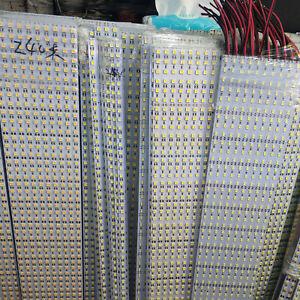 100 × 1M 5050 5630 7020 8520 4014 LED Rigid Strip Light Bar IP20 Aluminium 12V