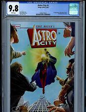 Astro City Issue #1 CGC 9.8 NM/MT Kurt Busiek Alex Ross Image Comic 1995 K15