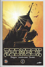 REDNECK #2 (1st PRINT) SKYBOUND IMAGE Cates SOLD OUT 2017 NM