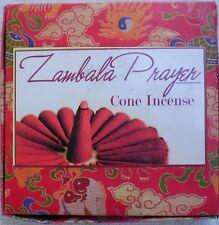 Zambala Prayer Cone Incense from Bhutan for Dharma in Nepal, Tibet
