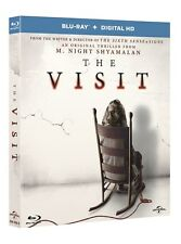 The Visit (with UltraViolet Copy) [Blu-ray]