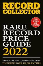 The Rare Record Price Guide 2022, Shirley 9781916421912 Fast Free Shipping..