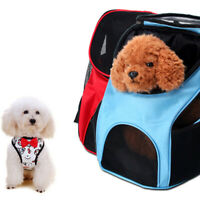 KQ_ Outdoor Portable Pet Backpack Carrier Cat Space Capsule Bag Dog Puppy Travel