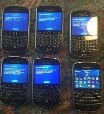 Blackberry Bold 9900  (AT&T)  Black