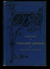 (83) Histoire de l'Anatomie plastique Mathias Duval et Edouard Cuyer