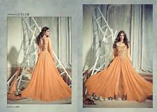 Indian Pakistani Designer Anarkali Salwar Kameez Suit Party Dress Jinaam 4001