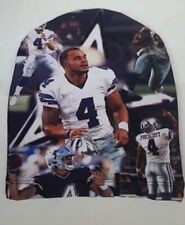 zak prescott  Dallas Cowboys skully spandex sublimation