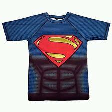 Superman compresión superior Rashguard Talla M Grapa Reyes Jiu-Jitsu Brasileño MMA UFC