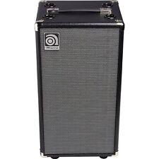 "Ampeg Classic SVT-210AV 200-Watt 8-Ohm 2x10"" Bass Amplifier Amp Cabinet USED"