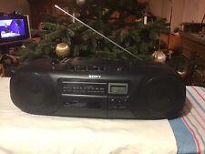 SONY CD Radiorecorder Mod. CFD-10