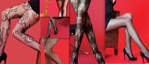 TIGHTS STOCKINGS HOLD UPS STAY UPS FISHNET, WHALE NET, CLIMBING VINE, LADIES