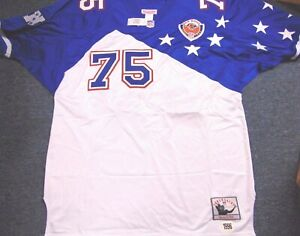 MITCHELL & NESS NFL THROWBACK ALL-PRO LOMAS BROWN 1996 JERSEY SIZE 54
