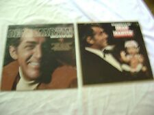 """DEAN MARTIN, LOT OF 2 LP'S, """"GENTLE ON MY MIND"""" AND HAPPINESS IS DEAN MARTIN"""""""