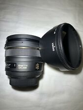 Sigma 311306 50mm f/1.4 HSM DG Art Lens for Nikon