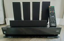 Sony BDV-E570 Blu-Ray Receiver And 5 Speakers Home Theater System - Tested