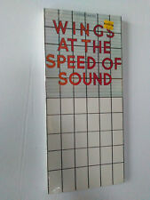 Paul McCartney & Wings AT THE SPEED OF SOUND cd NEW LONGBOX(long box)The Beatles